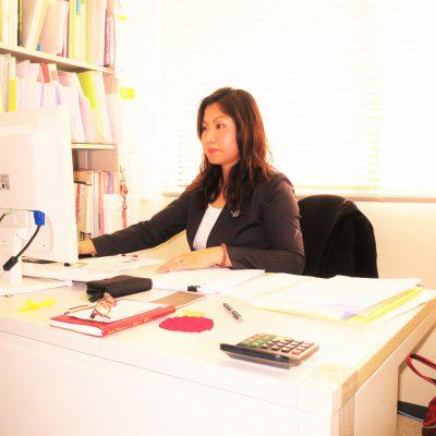 九州女子大学人間科学部人間発達学科 准教授 友納艶花 氏(臨床心理士・産業カウンセラー)