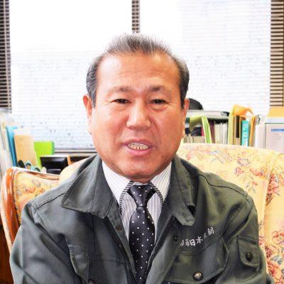 株式会社西日本光創 藤嶋久光 会長
