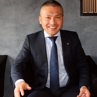 株式会社牛心 伊藤勝也 社長