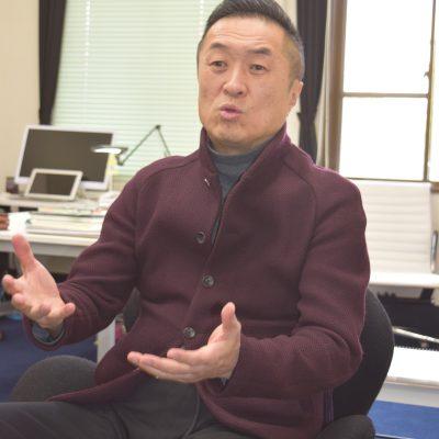 九州大学国際法務室  岡田昌治 教授